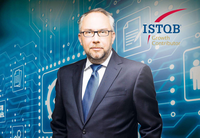 Stephan Goericke, CEO iSQI Group, Image: Karoline Wolf